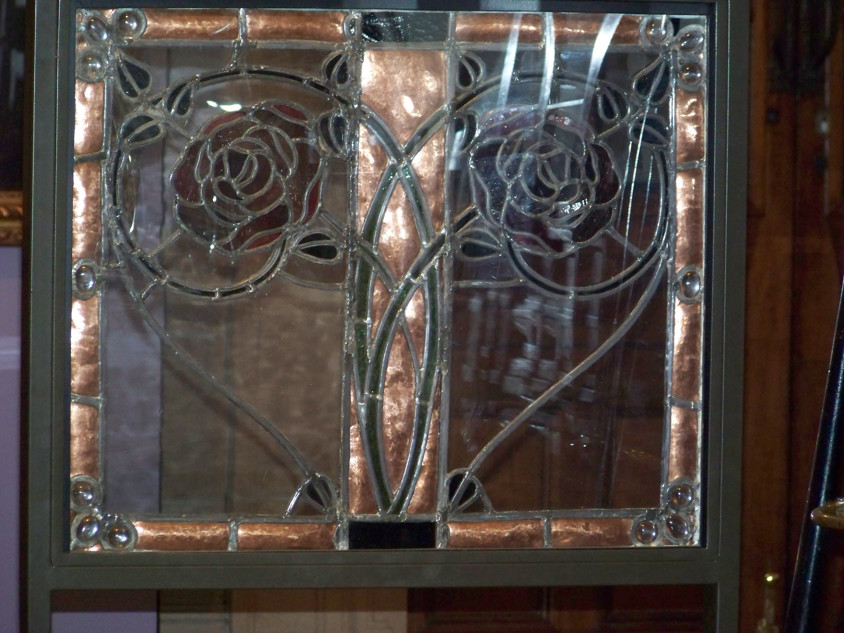Example of Mackintosh design
